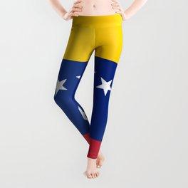 Venezuela Flag Leggings