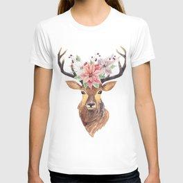 Winter Deer 3 T-shirt