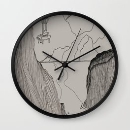Music Range Wall Clock