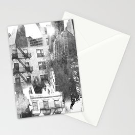 N.Y. collage Stationery Cards