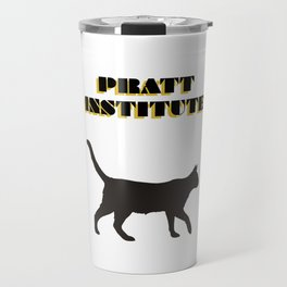 Pratt Institute Travel Mug