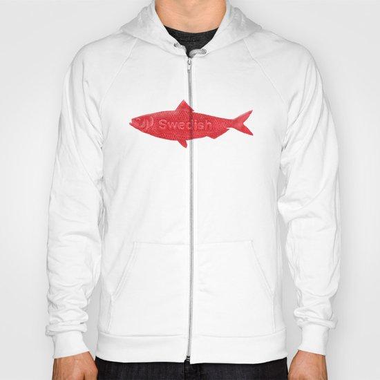 Swedish Fish Hoody