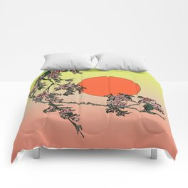 Pugry Blossom Comforters