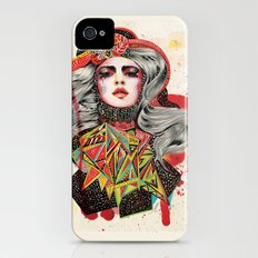Woman iPhone (4, 4s) Slim Case