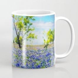Bluebonnet Texas Coffee Mug