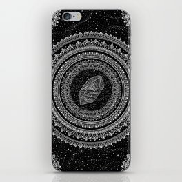 Gravitation Mandala iPhone Skin