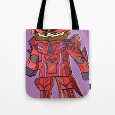 Phantasy Block - Minecraft Avatar Tote Bag