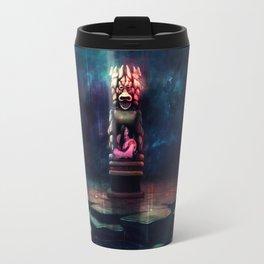 Who is That Girl I See? Travel Mug