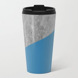 Geometry 101 Saltwater Taffy Teal Travel Mug