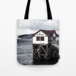 The Old Boathouse. Tote Bag