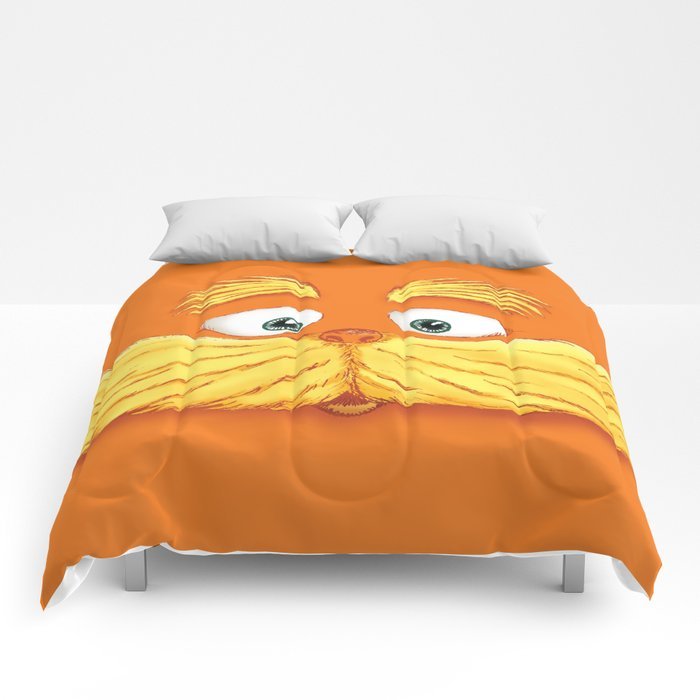 My Lorax Comforters