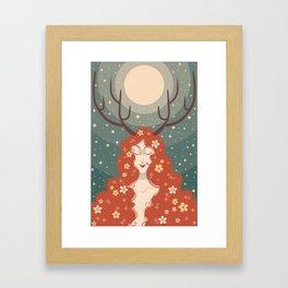 Beltane Framed Art Print
