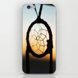 Dreamcatcher Sunset iPhone Skin