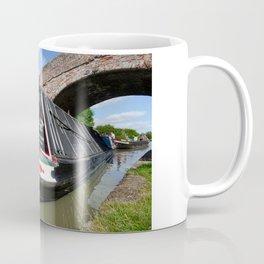 Narrow boat President Coffee Mug