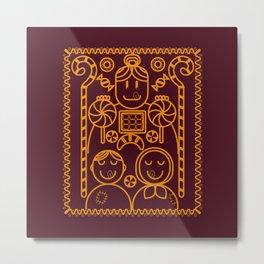 Hansel&Gretel Metal Print