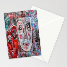 Mascarade Stationery Cards
