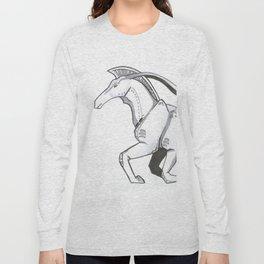 Avatar Horse Long Sleeve T-shirt