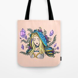 Maiden of Ice Tote Bag