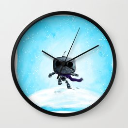 March of Robots: Day 1 Wall Clock