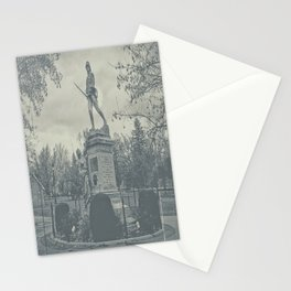 Boer War Memorial Stationery Cards