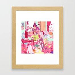 """""""Study"""" Framed Art Print"""