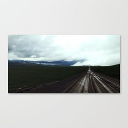 Wide Open North Canvas Print