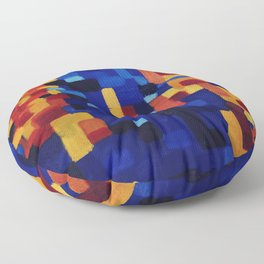 Humpback Whale Song Floor Pillow