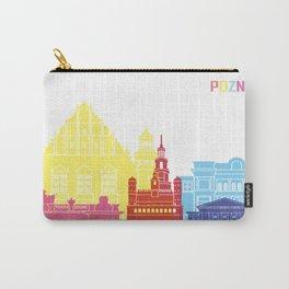Poznan skyline pop Carry-All Pouch