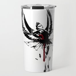 Black Swan Travel Mug