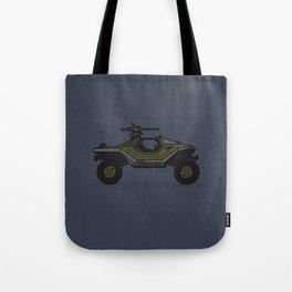 Halo Warthog Tote Bag