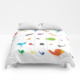 The Jolly Troop Comforters