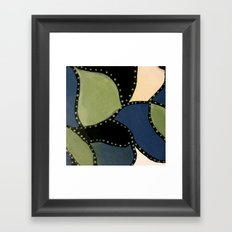 Hall Framed Art Print