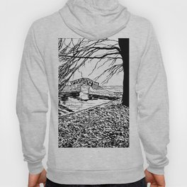 Et le jardin apparut  / And the garden appeared Hoody