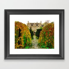 The Cotswolds In Autumn Framed Art Print