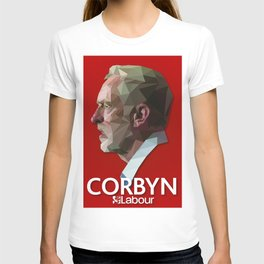 Jeremy Corbyn Election Poster 2/3 T-shirt
