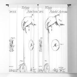 Yo-Yo: Original Patent Blackout Curtain