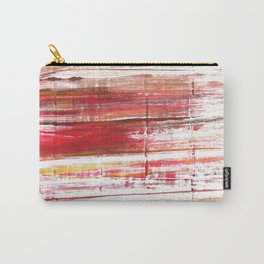 Lavender blush abstract watercolor Carry-All Pouch