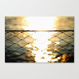 Sleeping Powder Canvas Print