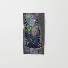 Another Disaster Hand & Bath Towel