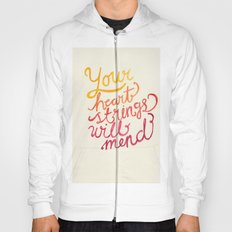 Heart Strings Hoody