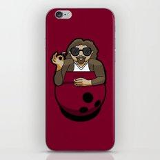 Pocket Dude (03) iPhone & iPod Skin
