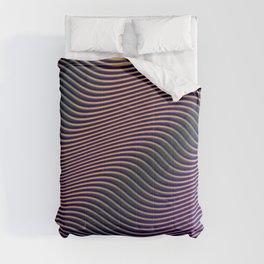 Fancy Curves II Comforters