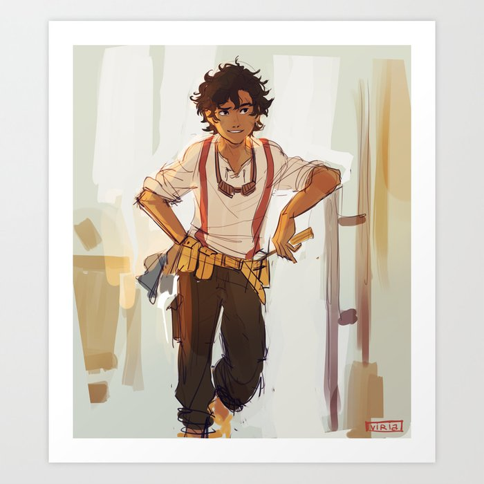 Leo Valdez the best of all Kunstdrucke