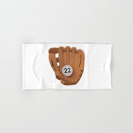 Catch 22 Hand & Bath Towel
