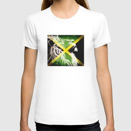 King Of Jamaica T-shirt