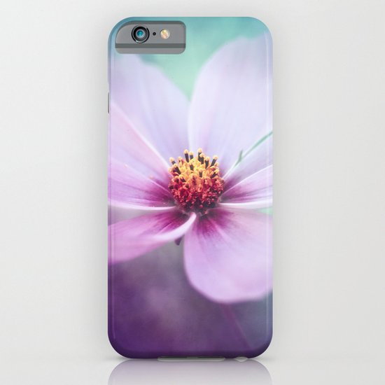 BEAUTY OF THE FOREST - PINK COSMEA FLOWER iPhone & iPod Case