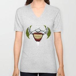 Last Laugh Unisex V-Neck