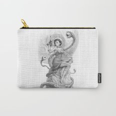 Astro Babe B&W Carry-All Pouch