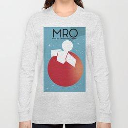 Mars Reconnaissance Orbiter MRO Long Sleeve T-shirt