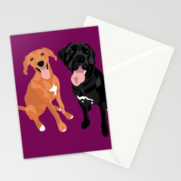 Margo and Molly Stationery Cards